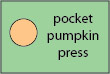 pocket pumpkin press