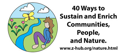 40 Ways to Sustain and Enrich Communities, People, and Nature, Holistic Sustainability